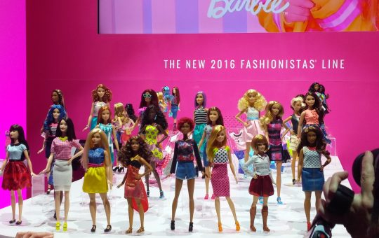 Mattel Barbie Fashionistas