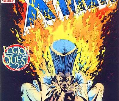 X Men Legion Title