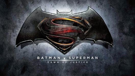 Batman vs. Superman title