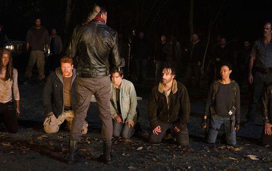 Walking Dead news season 6 finale Negan