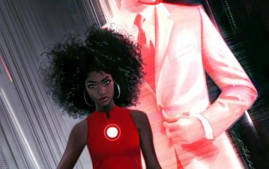 Invincible Iron Man - Riri Williams