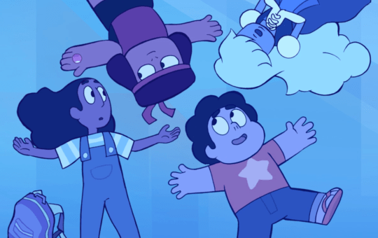 Mindful Education Steven Universe Connie Ruby Sapphire