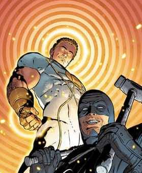 Midnighter and Apollo Cover 1 DC Comics