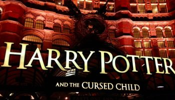 Harry Potter and the Cursed Child Isn't Fanfic