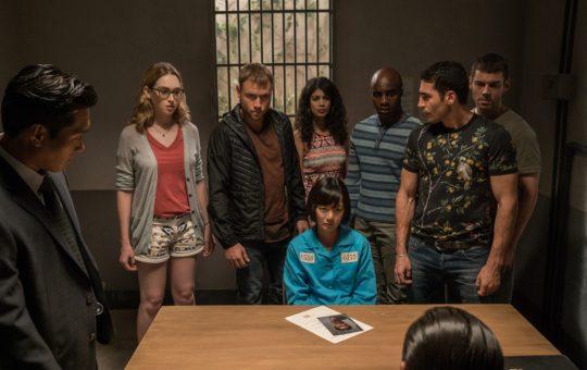 Sense8 Christmas Special Season 2 Netflix Sensates