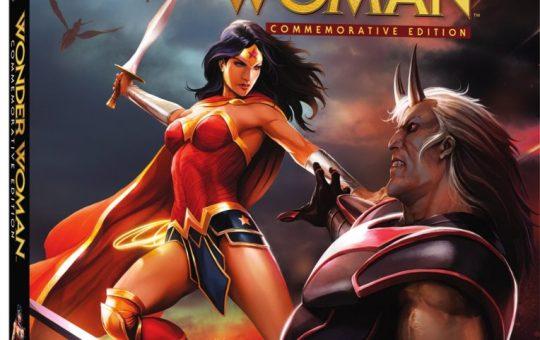 Wonder Woman Commemorative Edition Warner Bros Wonder Woman: Commemorative Edition