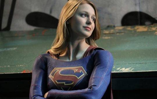 Resist Kara Supergirl