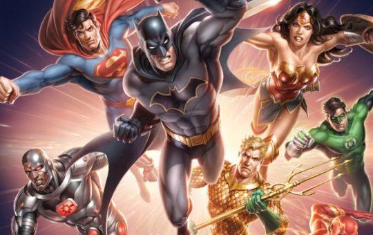 DC Universe Original Films 10th Anniversary Collection Warner Bros