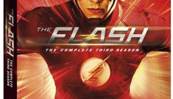 The Flash Season Three Blu-ray and DVD Release September 5, 2017