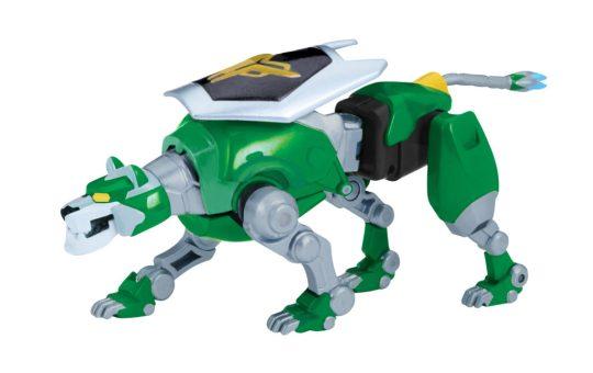 Voltron Metal Defender Green Lion