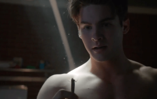 Teen Wolf 6B Raw Talent review Cody Theo
