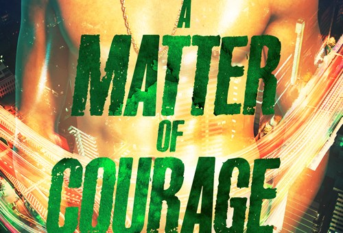 A Matter of Courage J C Long author interview queer books