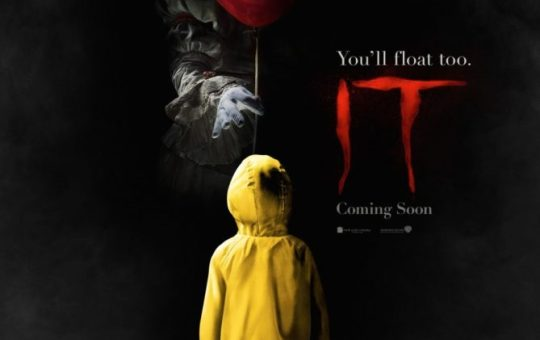IT Movie Stephen King Film poster 2017
