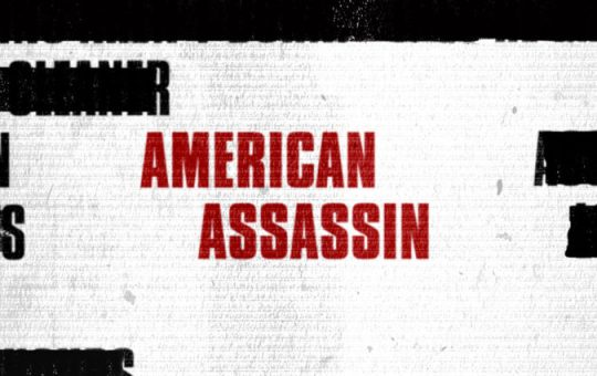 American Assassin banner