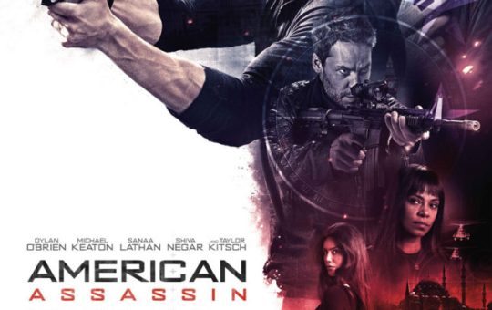 American Assassin box office numbers domestic debut