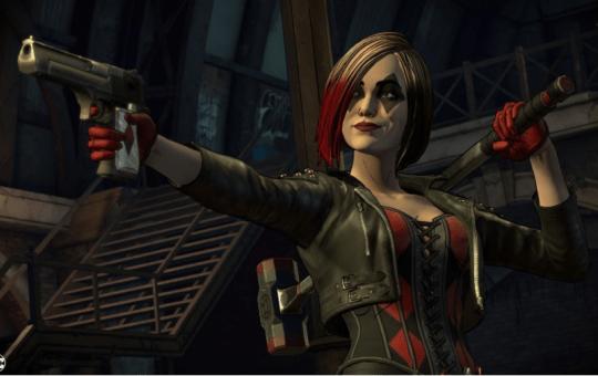 Batman Telltale Series Fractured Mask Review
