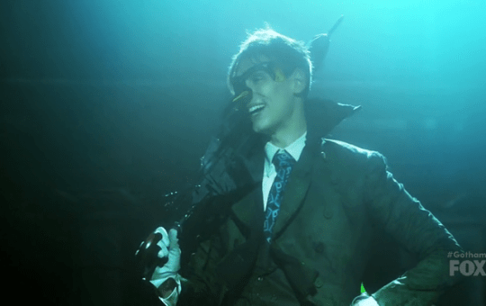 Gotham Season 4 Episode 8 Stop Hitting Yourself Review