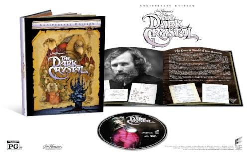 The Dark Crystal 4K Ultra HD Blu-ray Digital release Limited Edition