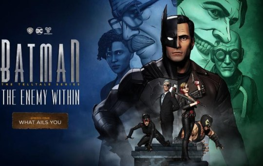 Batman Telltale Series The Enemy Within Episode 4 What Ails You Review