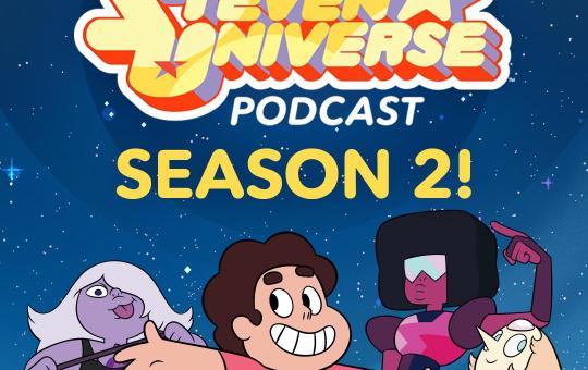 steven universe podcast volume 2