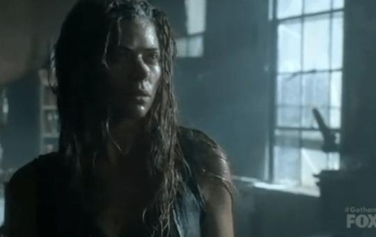 Pieces of a Broken Mirror Gotham Season 4 episode 12 review
