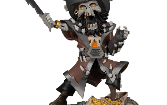 Sea of Thieves LootCrate Gaming Flameheart figure March 2018