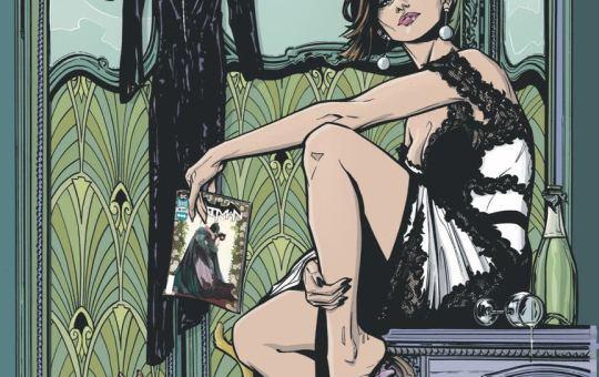 Catwoman DC Comics Joelle Jones