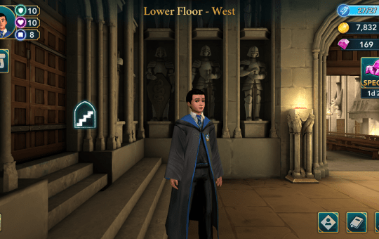 Harry Potter Hogwarts Mystery Year 1 game review