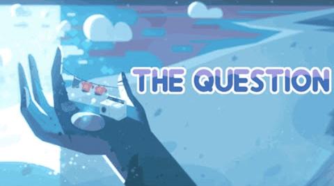 the question steven universe