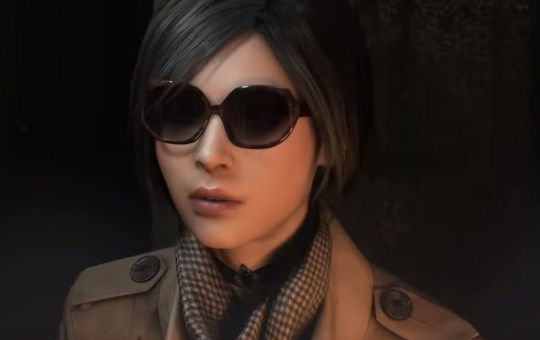 Ada Wong Resident Evil 2 remake official story trailer Capcom