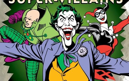 The Big Book of Super-Villains Downtown Bookworks