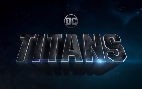 Titans at NYCC 2018