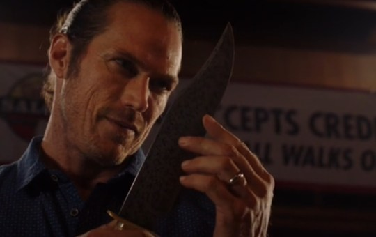 Midnight Texas Season 2 episode 2 review The Monster of the Week is Patriarchy