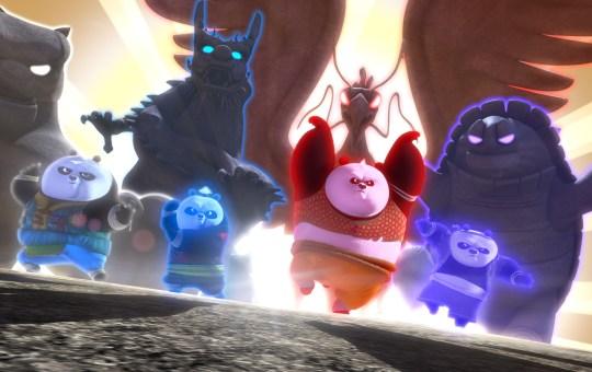 Kung Fu Panda The Paws of Destiny Amazon Prime