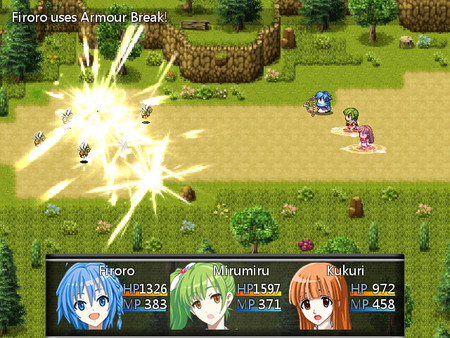 The Adventure of Magical Girl game review Steam