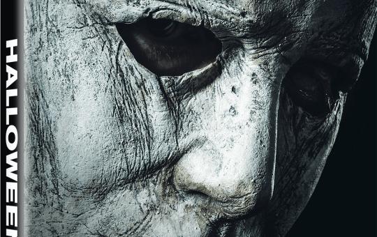 Halloween 2018 Digital 4K Blu-ray DVD release