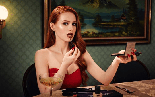 Madelaine Petsch Clare at 16 movie