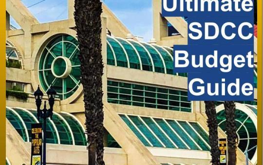 SDCC Budget Guide
