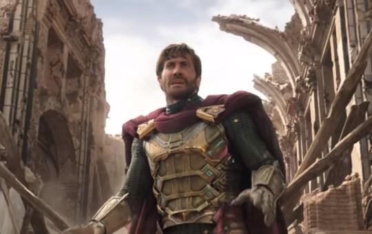 Spider-man Far From Home Teaser Trailer Mysterio Jake