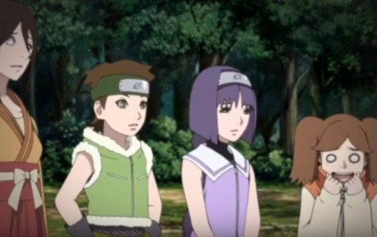 blood sweat and tears boruto episode 96 review