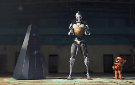 Love Death and Robots review Netflix