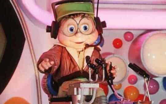 Buzzy Epcot - Walt Disney World Theft