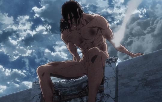 Hero Attack on Titan