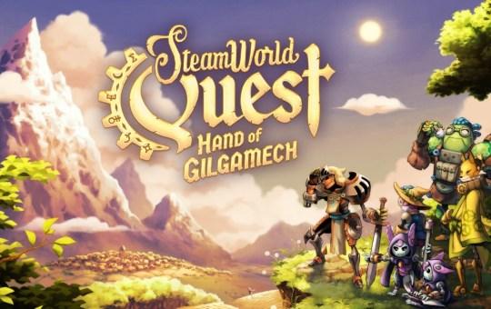 steamworld quest hand of gilgamech review steam pc