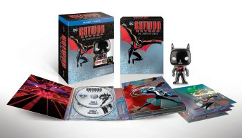 Batman Beyond Complete Series Limited Blu Ray Set Review