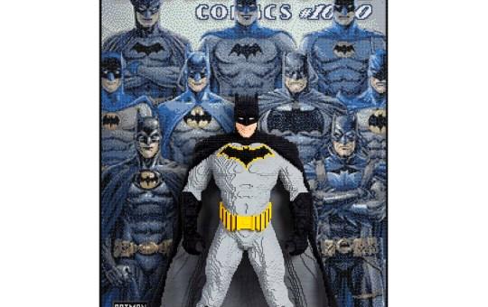 Batman LEGO SDCC 2019