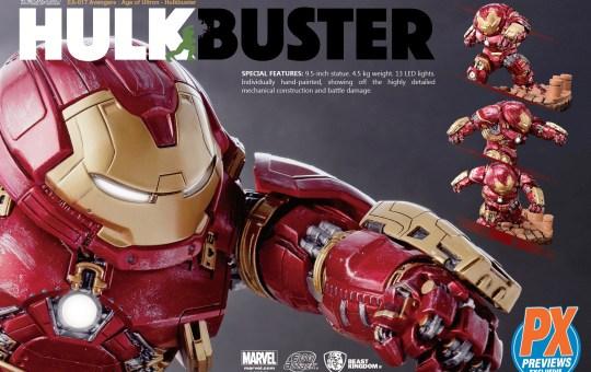 Hulkbuster PREVIEWS