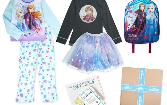 Disney Gifts that Give Back Frozen 2