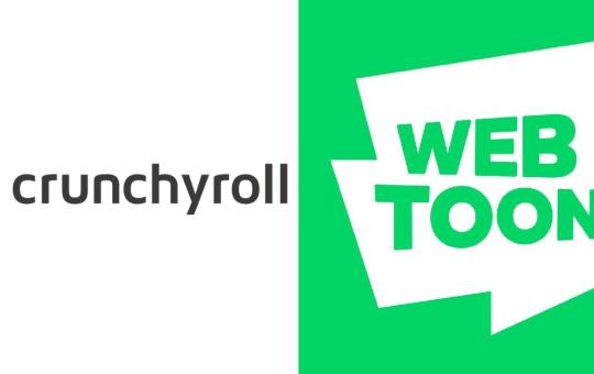 Webtoon Crunchyroll
