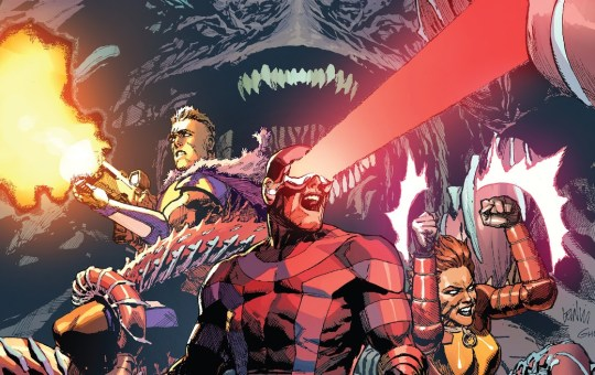 X-Men Issue 2 Review